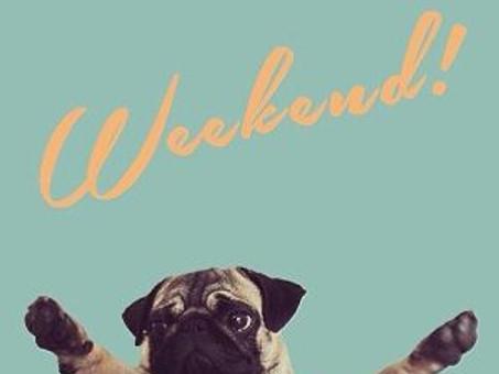 Weekend Planner: February 26