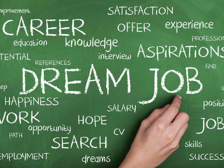 "A Wonderful Resource to Determine Your ""Dream Job"""