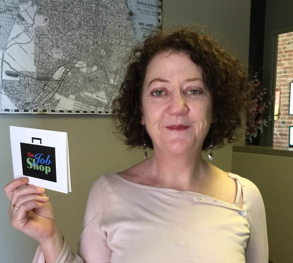 Congratulations to Stephanie O'Driscoll! She is our July Temp of the Month!
