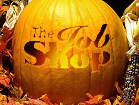 Halloween Pumpkin Contest from The Job Shop