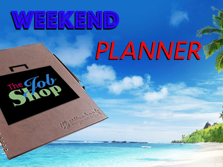 Weekend Planner: June 23