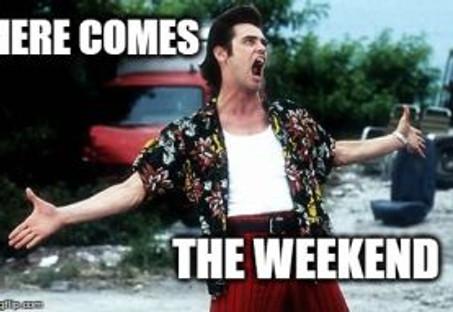 Weekend Planner: August 21