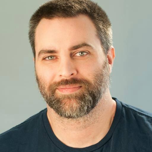 Matt Gubser Headshot