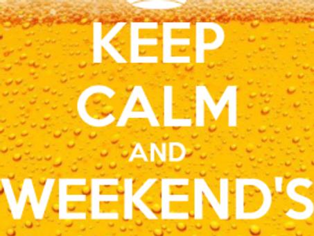 Weekend Planner: August 14