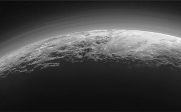 New-Data-from-Pluto-Flyby