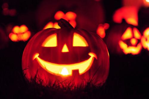 Smiling-Jack-O-Lantern