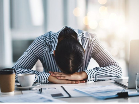 Burnout is On The Rise, Especially Among Women