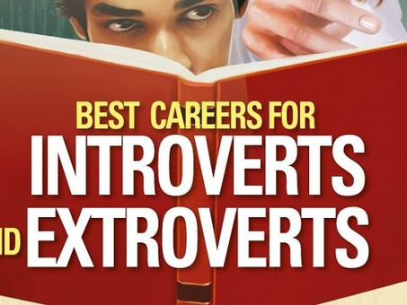 What Careers Best Suit Introverts And Extroverts?