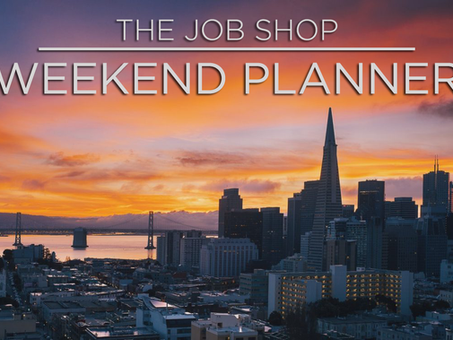 Weekend Planner: February 14th 2020