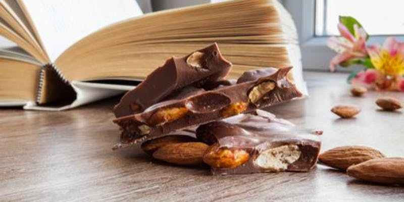 bookstore&chocolate