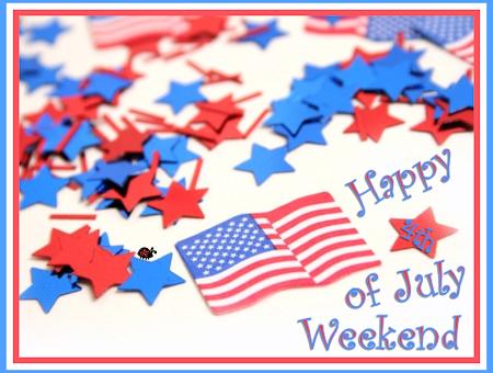 Weekend Planner: 4th of July Weekend
