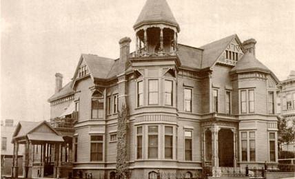 The Payne Mansion