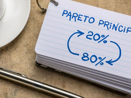 The Pareto Principle: What it is and How it Can Help