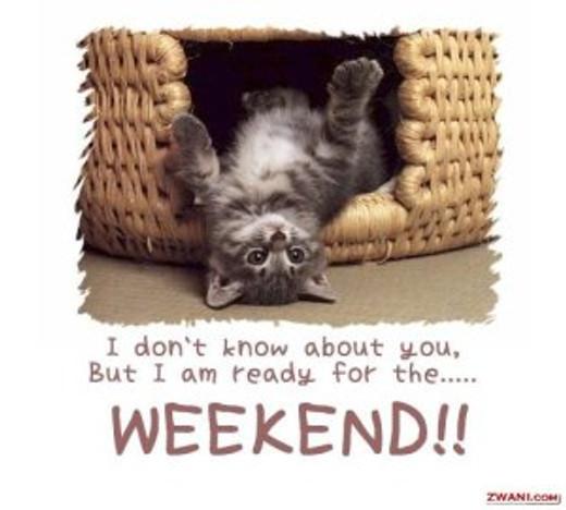 12-weekend