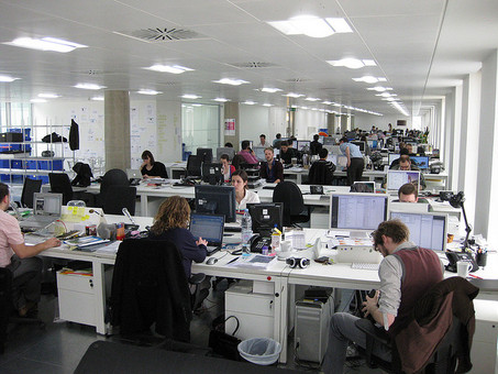How Your Workspace Affects Your Mental Health and Productivity