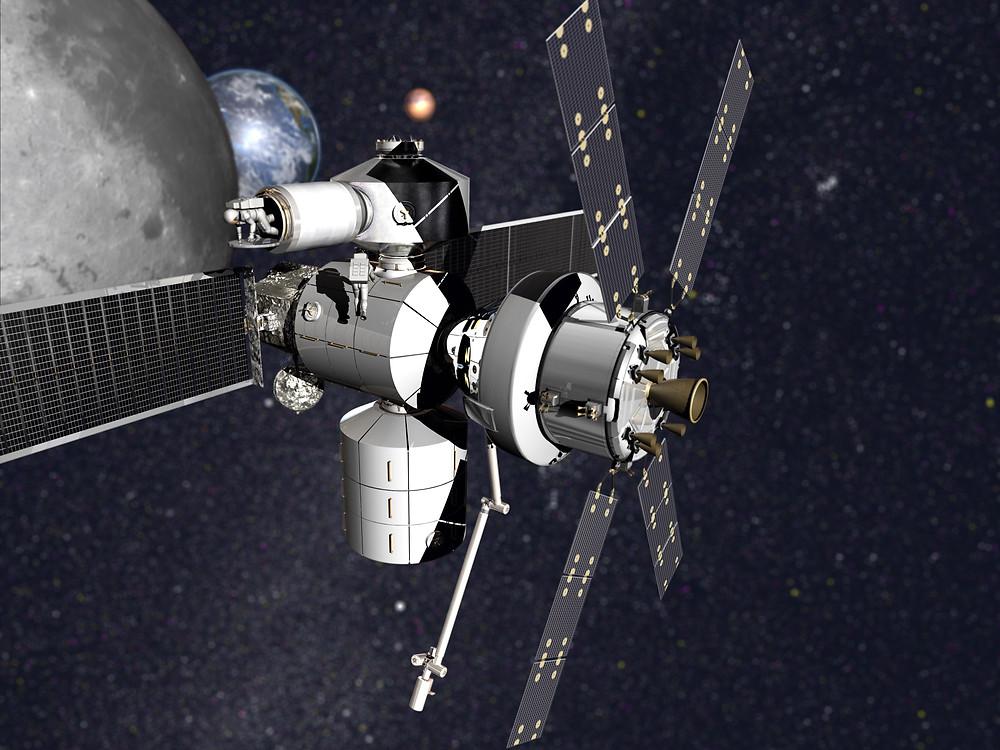 Lockheed Martin NextSTEP-2 concept artwork