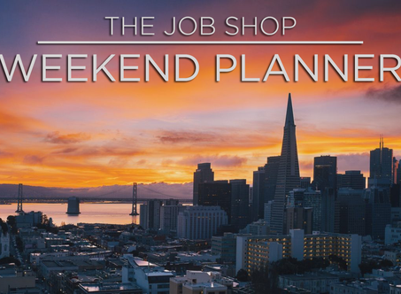 Weekend Planner: January 10th 2020
