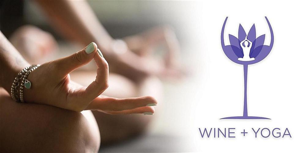 wine+yoga