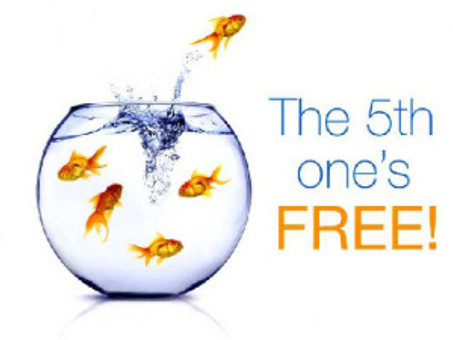 Hire a temp for 4 days, get your 5th day free!