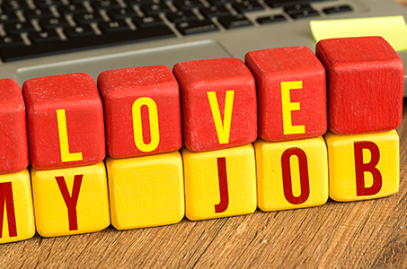 Fall Back In Love… With Your Job