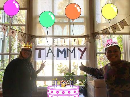 Happy Birthday Tammy!
