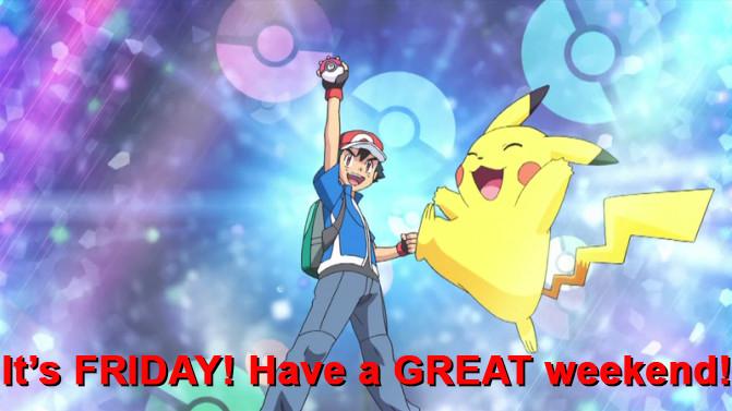 Pokemon-Weekend