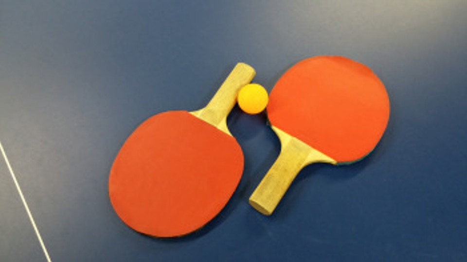 Ping Pong Table Tennis Sport