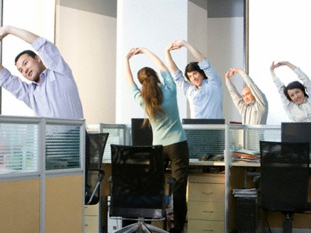 Seven Tips to Stay Active at Work