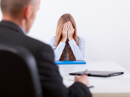 How to Recover From an Interview Mistake
