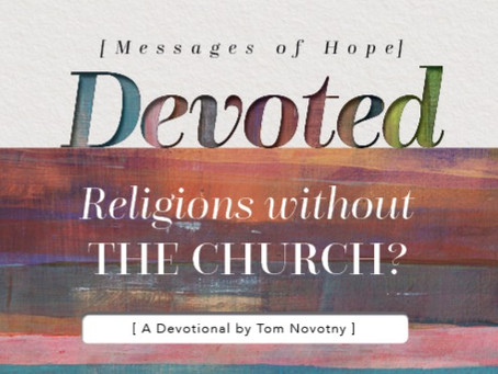 Religions without the Church?