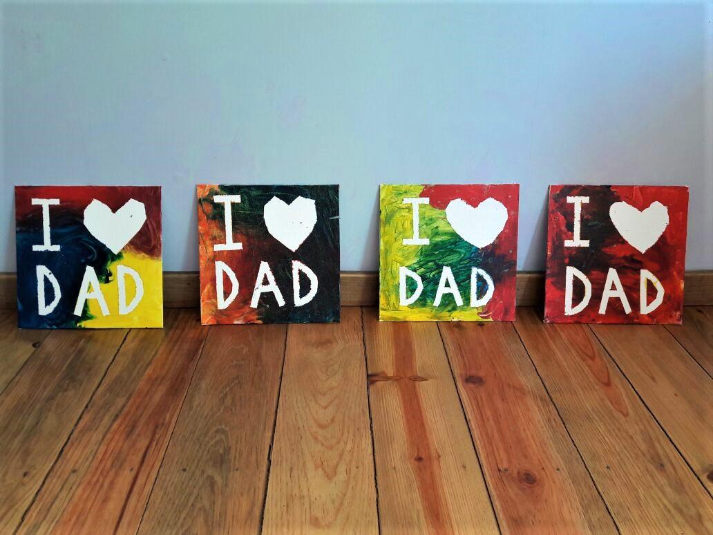 Celebrating Dad