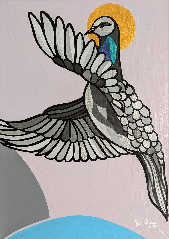 Holy Pigeon III