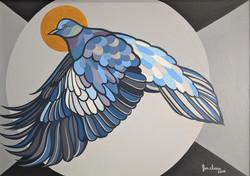 Holy Pigeon II