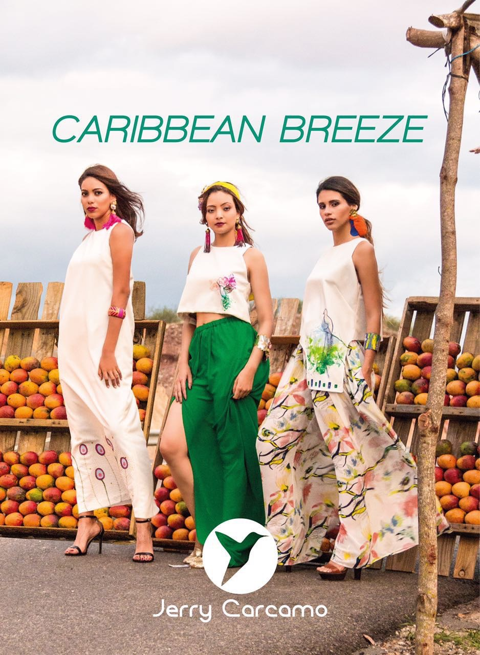 Lookbook Caribbean Breeze