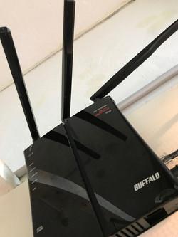 館内無料Wifi完備