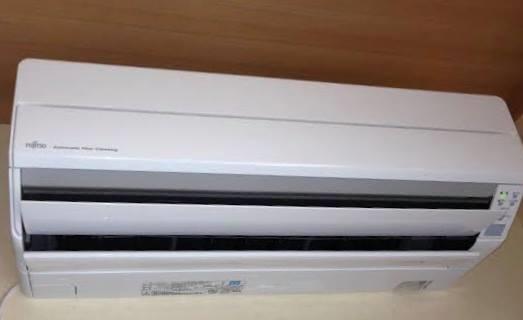 エアコン冷暖房完備