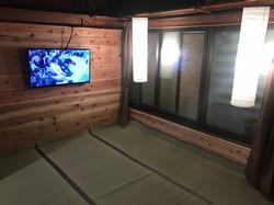 7.5畳の落ち着いた和室
