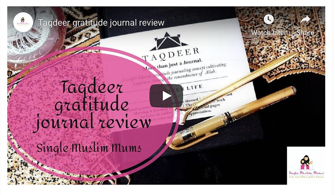 Taqdeer Life Review by Single Muslim Mum
