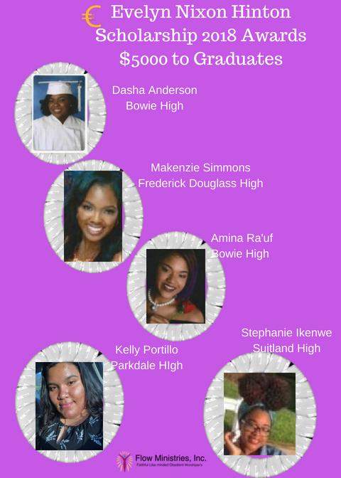 ENH 2018 Scholars(1)