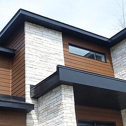 Pose de revêtement extérieur La Belle Fenêtre Inc.