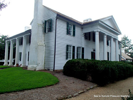 historic building cleaning greenville