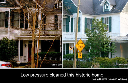 historic building cleaning anderson