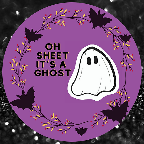 Oh Sheet it's a Ghost