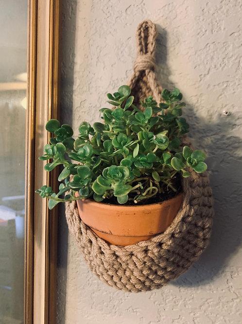 Rustic Charm Plant Hanging Basket