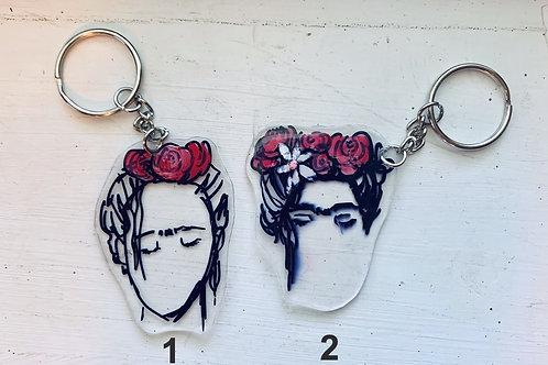 Frida Keychains