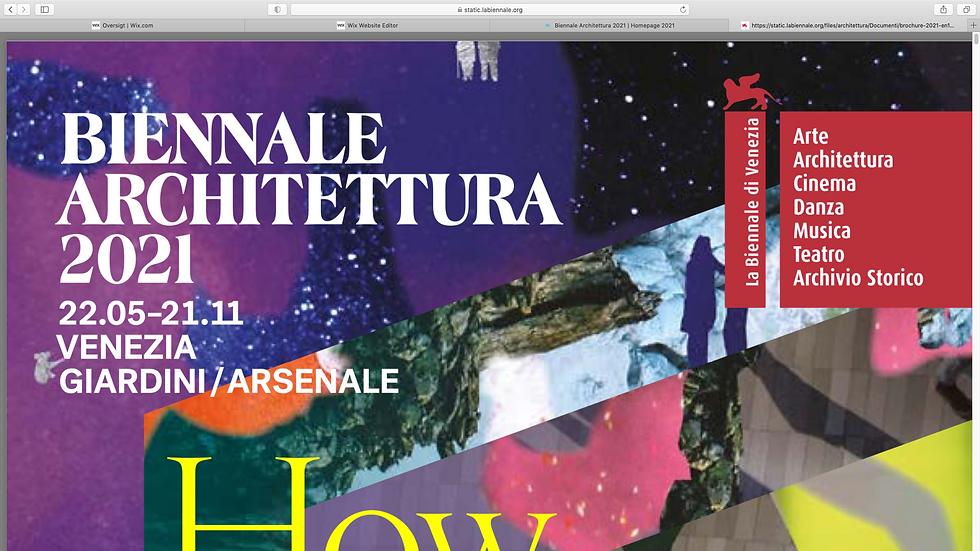 Biennale Venedig 2021