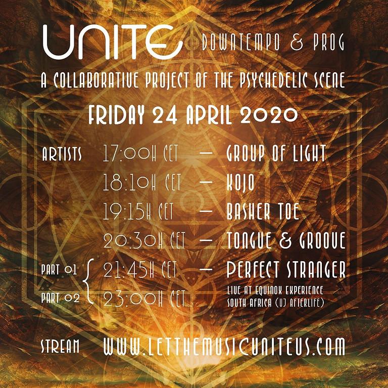 Unite - Let The Music Unite Us