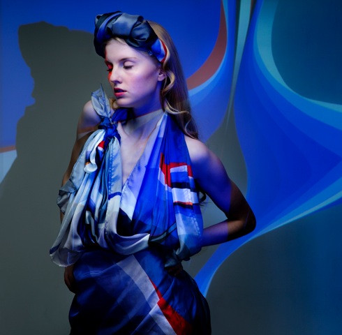 Fashion / Magasinet /concept, styling makeup