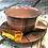 Thumbnail: Huge Loch Lomond Tartan Cup and Saucer