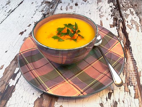 Loch Lomond Tartan Soup Bowl